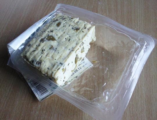 olive tofu