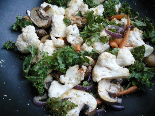 coated veg