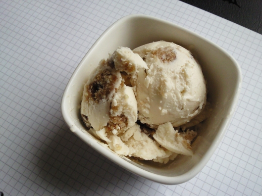 cookie dough frozen yogurt