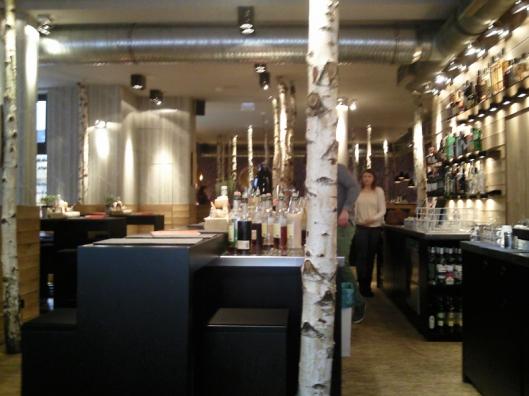 hig restaurant