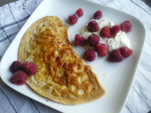 sweet omelet