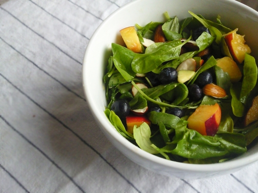 almond salad