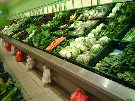 vegetable isle